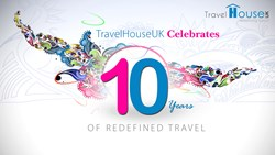 TravelHouseUK 10th Anniversary