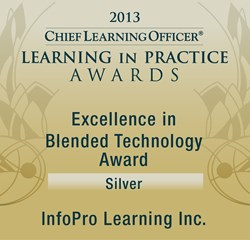 Blended Learning, Web Based Trainng, eLearning provider, award winning elearning