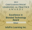 InfoPro Learning, Inc. Honored by Chief Learning Officer Magazine