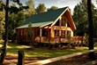 Southland Log Homes Constructs New Dallas Sales Model