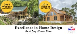 Southland Log Homes Wins National Home Design Awards
