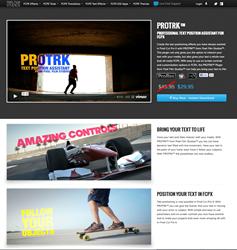 FCPX Text Plugin - Final Cut Pro X Title Effect - Pixel Film Studios - Tracking - PROTRK