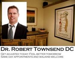Oakland Chiropractor - Walk-In Chiropractic - Dr. Robert Townsend