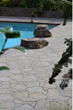 outdoor pavers,poolscapes,outdoor lighting,family recreation,woodwork,bark dust,