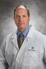 Dr. John Crane, director of the GYN Robotic Epicenter at Banner Health's McKee Medical Center in Loveland, Colorado.