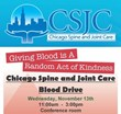 We Want Your Blood—Local Chiropractor Dr. Josh Rowell and Chicago...