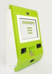 Moneero has released a Bitcoin vending machine, the Moneero BTM, that is a part of their Bitcoin related product ecosystem