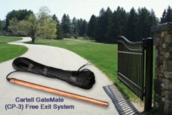 solar friendly free exit systems