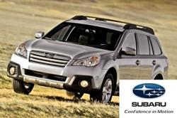 2014 Subaru Outback Wagon 25i