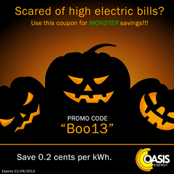 Oasis Energy Baltimore Savings