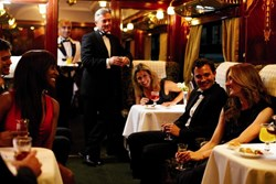Orient Express from the Luxury Train Club