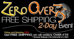 No Cost Shipping, Halloween Specials, Trick or Treat Deals