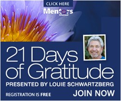 21 Days of Gratitude with stunning videos from Louie Schwartzberg