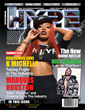 The Hype Magazine winter issue cover: K Michelle and Nick Cannon