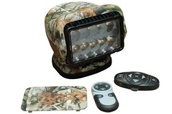 Larson Electronics Releases New Golight LED Hunting Spotlight with Magnetic Mount