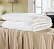 Fresh And Cool Summer Silk Comforters With Silk Shell Available At...