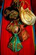 silk, Indian, India, India Imports, handbag,