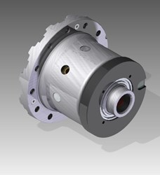 Auburn Gear Dana 60, Dana 60 differential, Dana 60 differential replacement, Electronic Open-to-Lock Differential