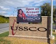 USSCO Financial LED Sign