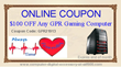 GPR Coupon