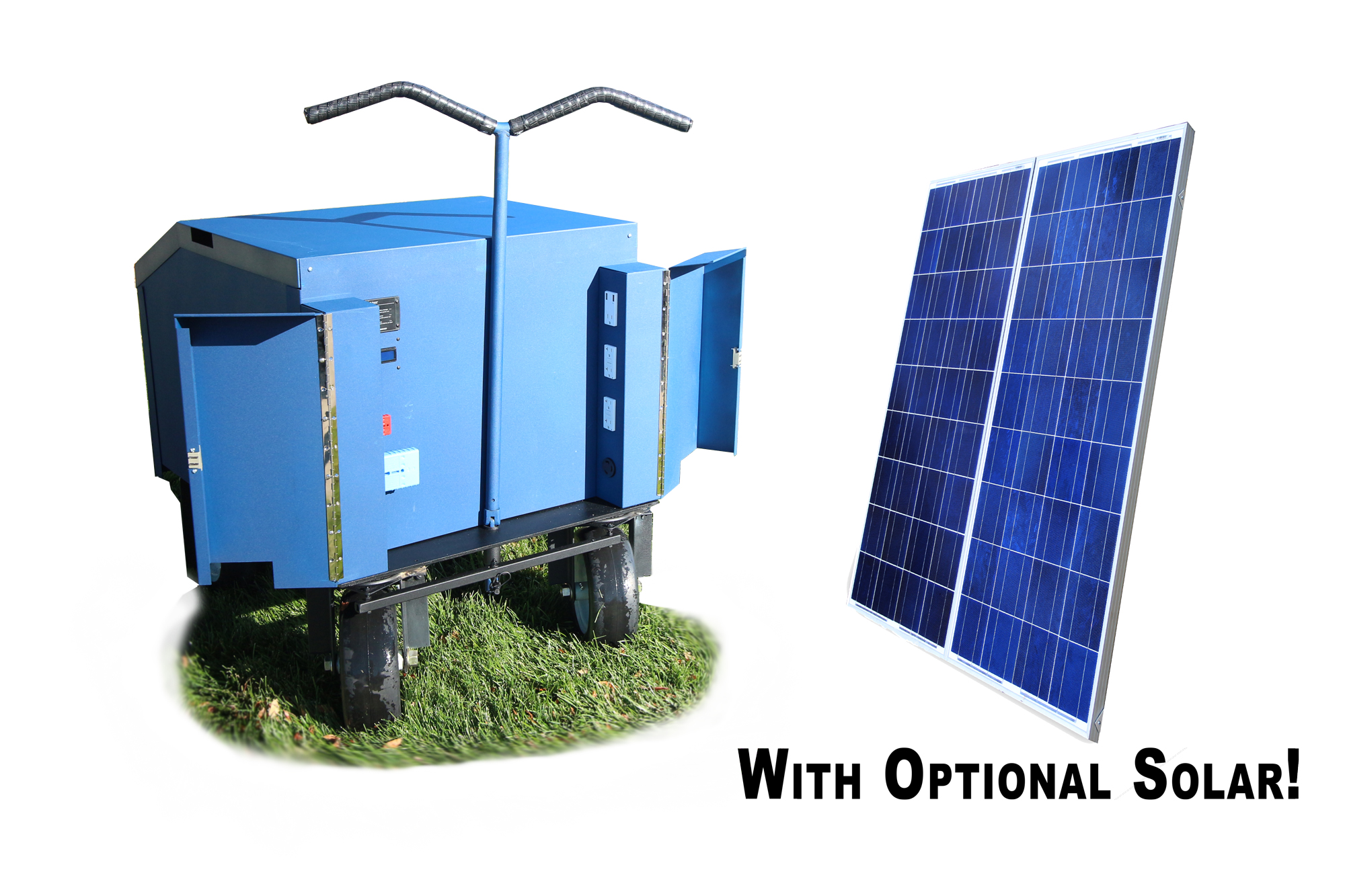 Aims Power To Unveil Green Energy Inverter Generator At Emex