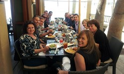 Top Fundraisers Lunch