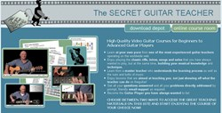how to teach guitar how secret guitar teacher