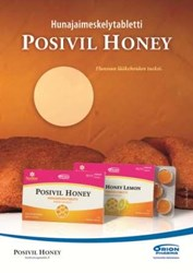 Posivil Honey Lozenges