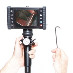iRis DVR X Video Borescope is a new industrial videoscope