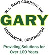 W. L. Gary Company, Inc. - Mechanical Contractor - Providing Solutions for Over 100 Years