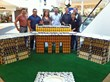 High Construction Receives Jurors' Favorite Award in Canstruction...