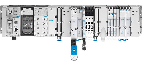 Festo Showcases At Process Expo 2013 Automation Solutions