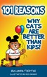 "Lynda Tiedtke's First Book ""101 Reasons Cats are Better than..."