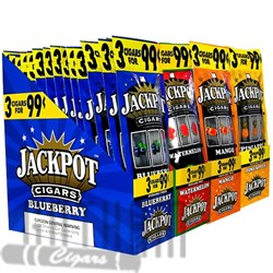 Jackpot Cigarillos 3 for $0.99 at Gotham Cigars