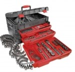 Image of the Craftsman 255 pc. Handyman Tool Set with Lift Top Storage Chest
