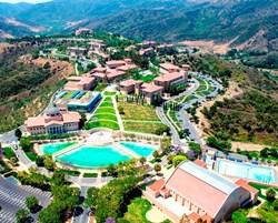 Aerial, Soka University