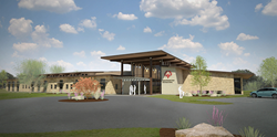 The new headquarters for Special Olympics Texas