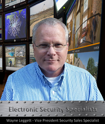 Wayne Leggett - Electronics Security Specialists