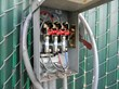 Terra-Petra Environmental Engineering Los Angeles - Existing Electrical Fusebox for SVE System