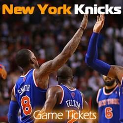 Knicks Game Tickets
