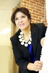SPARKLE bridal couture plus size bridal expert Sandra Gonzalez