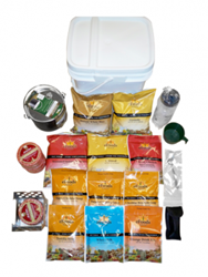 3-day food supply, 72 hour kit, emergency, prepper, efoods, storable foods