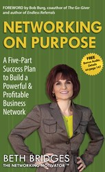 Networking on Purpose Cover