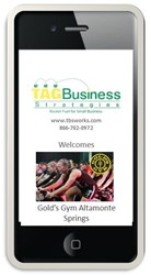 TAG Business Welcomes Gold's Gym Altamonte Springs