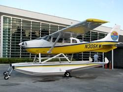 Seaplane to Key West