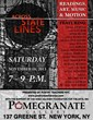 """PTNYC Hosts """"Across State Lines"""" Poetry Reading at Pomegranate Gallery 