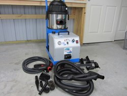 Vapor chief aspira steam cleaner