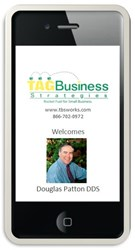 TAG Business Welcomes Douglas Patton DDS