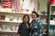 Katy Chambers, Owner of Match My Monogram and Claire Rice, Owner of Mint Julep Paperie