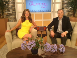 Cocoon Shopping to appear on The Balancing Act® airing on Lifetime® TV